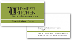 Thyme-in-the-kitchen-business-card-design
